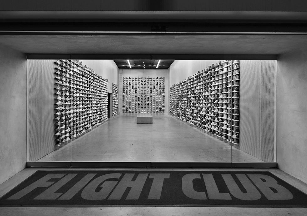 Flight Club Stores